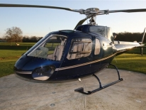Eurocopter AS350B2 G-REAL