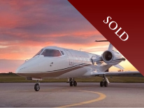 Learjet 60XR for Sale S/N 60-0369 Exterior