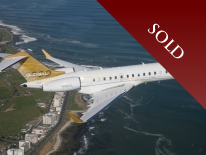 2012 BOMBARDIER GLOBAL 5000