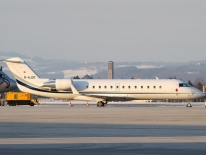 2007 Bombardier Challenger 850