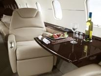 2008/09 Bombardier Challenger 300 - interior